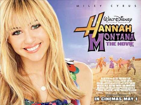 Box Office Tween Hits - Hannah Montana Takes in $32 Million Over The Weekend