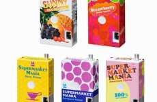 Juice Box Cameras - Take Secret Shots With A Hidden Camera In Your Lunch Box