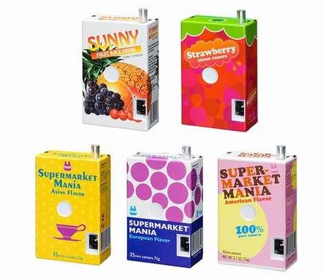 Juice Box Cameras