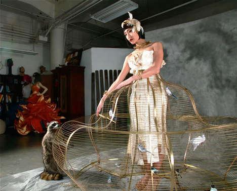 Caged Dresses