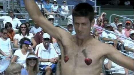Tennis Player Comedians