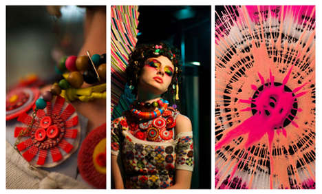Tribal Makeup - MAC's Upcoming 'Colour Craft' Line is a Must for Exotic Divas