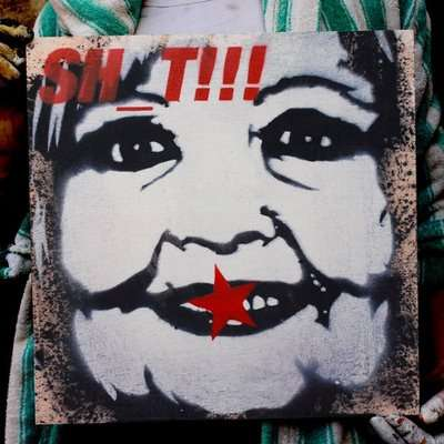 Subversive Street Art