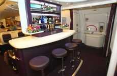 Local Airline Amenities - Virgin Atlantic's V Australia Offers a Distinct Aussie Flavor
