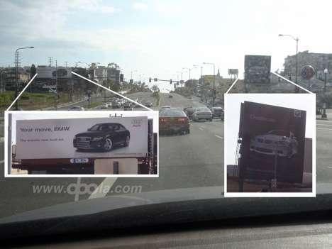 Billboard Wars