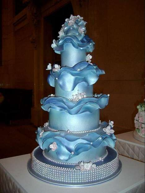 Disposable Wedding Cakes