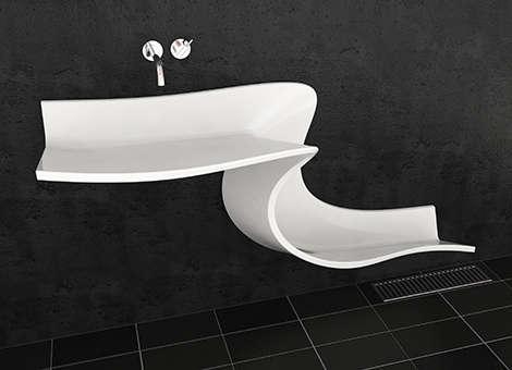 Quirky Bathroom Sinks 37 wacky sink designs