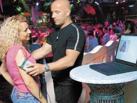 RFIDs for VIPs - Spain's Baja Beach Club Implants Its A-Listers With Bar Codes
