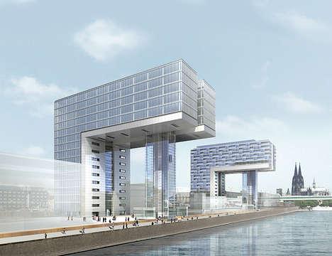 Tetris Towers