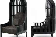 Birdcage Chairs - 'Nest Armchairs' From Autoban Design Studio