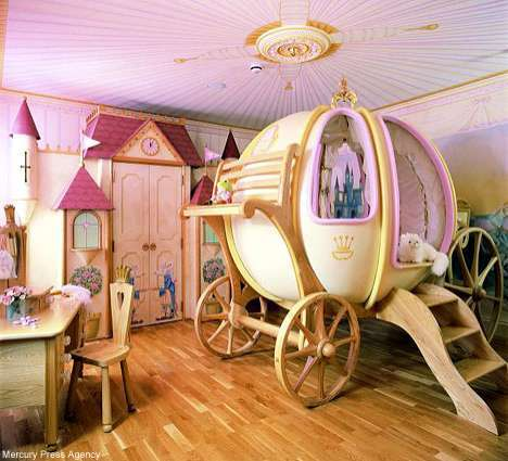 12 Innovations in Fairytale Home Decor
