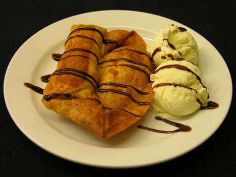 Deep Fried Chocolate - Greasy Fried Mars Bars Are International Culinary Hits