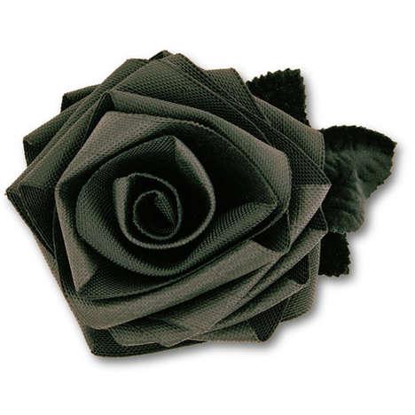 Black Corsages