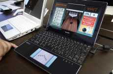 Dual-Screen Netbooks