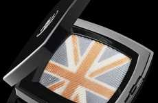 Patriotic Cosmetics - Chanel London Madness Collection Has Union Jack Flag Eye Shadow