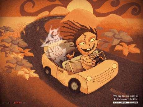 Eco Cartoons