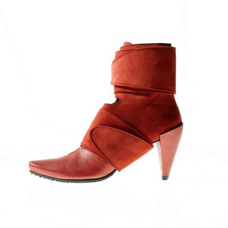 Hester Vleming's Delicious Wrapped Footwear