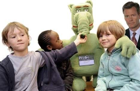Menacing Robot Muppets