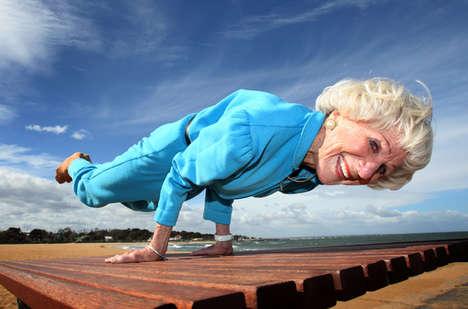 Age-Defying Yogis