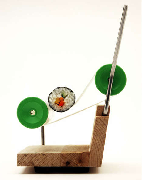 Simple Sushi Rollers