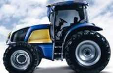 Hydrogen Fuel Cell Tractors