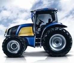Hydrogen Fuel Cell Tractors