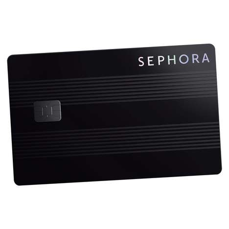 Beauty Retailer Credit Cards - The Sephora Credit Card Gives Shoppers More Chances to Earn Rewards