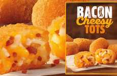 Cheese-Filled Tater Tots