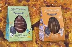 Vegan Artisan Easter Eggs
