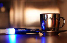 Ketone-Tracking Breathalyzer Pens