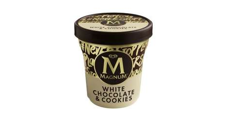 White Chocolate Ice Creams