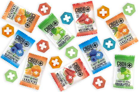 CBD Hard Candies