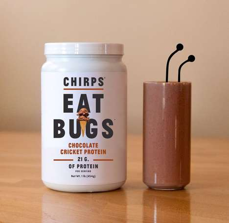 Cricket Protein Powders