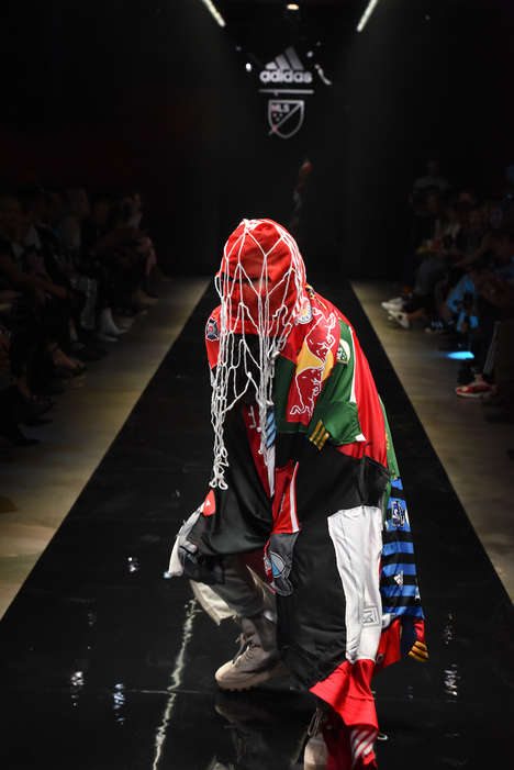 Soccer Jersey Runway Shows