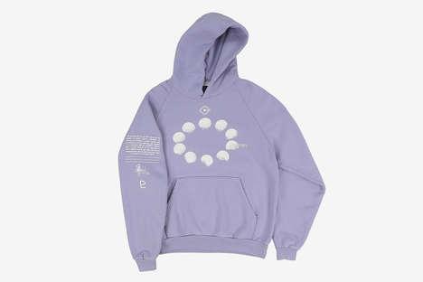 Colorful Soft Textile Casualwear