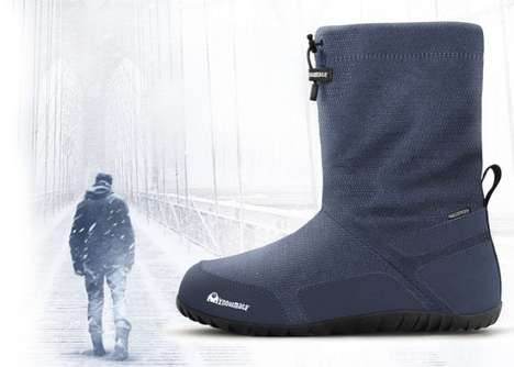 Extreme Winter Condition Footwear