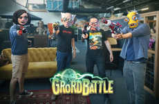 Multiplayer VR Experiences - Magic Leap's Grordbattle is a Hyper-Realistic Action Game