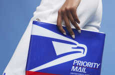 Mail Service-Inspired Athleisure