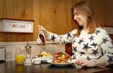 Pregnancy Craving Lunches - The 'Cravings' Dining Experience Caters to Pregnant Women