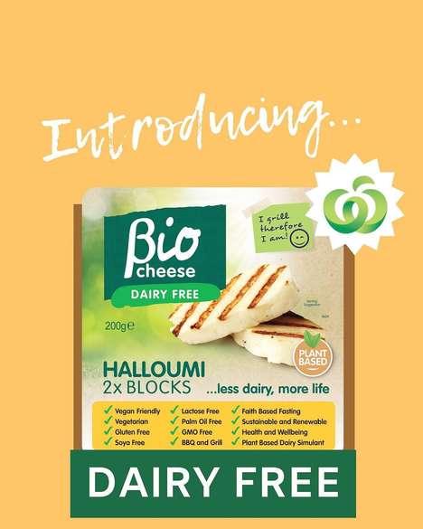 Dairy-Free Halloumi Alternatives