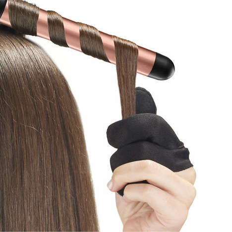 Affordable Interchangeable Curling Wands