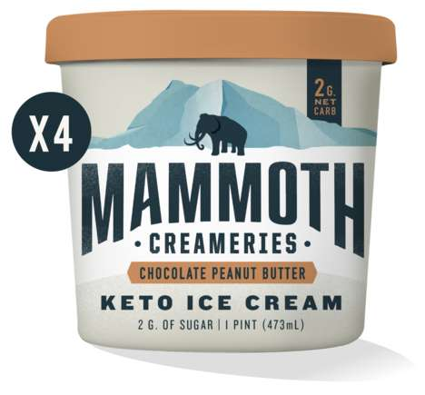 Keto-Friendly Ice Creams