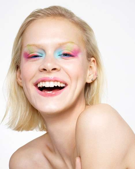 Artful Eye Makeup Editorials