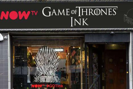 Fantasy Tattoo Studios