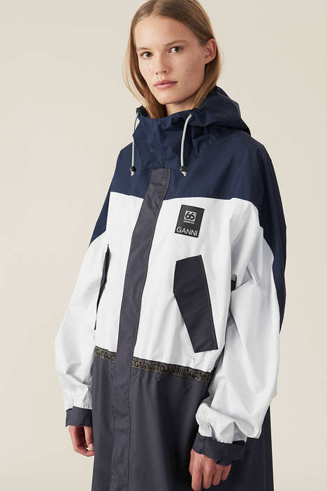 Icelandic-Themed Technical Outerwear