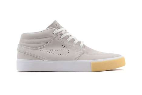 Tonal Luxurious Minimalist Sneakers