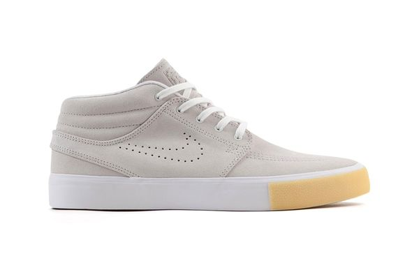 Tonal Luxurious Minimalist Sneakers - Nike Updates Its Stefan Janoski Range in a Slick & Stylish Way
