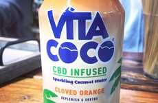 CBD-Infused Coconut Water
