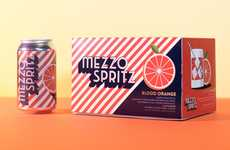 Zesty Low-ABV Spritzers