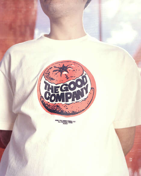 Lower East Side-Inspired Fashion - The Good Company Pays Tribute to a Region of New York Streetwear